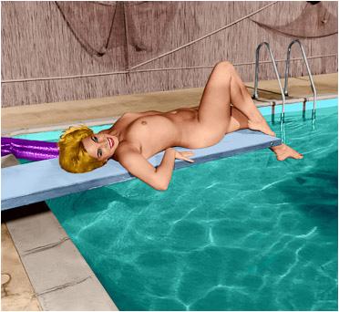 Oldest fat nude wonem